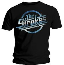 THE STROKES - MAGNA LOGO - OFFICIAL MENS T SHIRT - EXTRA LARGE (XL)