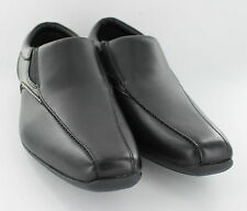 Mens Clarks Formal Slip On Leather Shoes Forbes Step