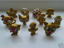 Moshi Monsters Moshlings GOLD SERIES 1 figures CHOOSE THE ONES YOU WANT