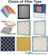 19.5 x 19.5 x 1 HVAC Air Filter (20 x 20 x 1) 19-1/2 x 19-1/2 x 1 = Choose Type