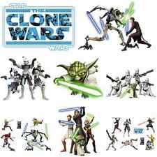 WANDTATTOO STAR WARS THE CLONE WARS Wandaufkleber Kinderzimmer 7 Motive Auswahl!
