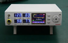 Contec ,New,Patient Monitor NIBP, Pulse Rate, SPO2 and Blood Pressure+printer