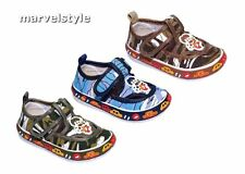 BABY BOYS TRAINERS SNEAKERS - FIRST WALKING SHOES UK size 4-7 /EU 20-24 FUNKY