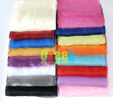 10 Sheer Organza Table Runner Wedding Party Cover Banquet Decoration 30cmx 275cm