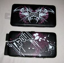 TapouT Bifold Clutch Wallet Purse MMA UFC Fight Co American Arrogant