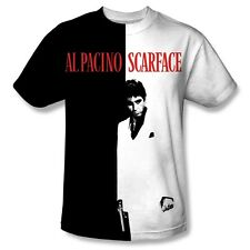 Scarface Classic Movie Poster World is Yours All Over Print Poly Shirt S-3XL