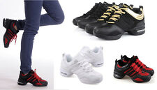 Fashion Unisex Comfy Modern Jazz Hip Hop Dance Shoes Sneakers High Quality