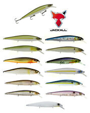 JACKALL SQUAD MINNOW 115 JERKBAIT choose colors