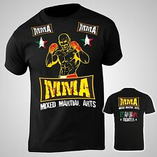 MMA Mixed Martial Arts, UFC t-shirt, combact ITALY Muay Thai K1 Fighter clothing