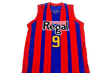 CUSTOM NAME AND NUMBER TEAM SPAIN ESPANA JERSEY RUBIO NEW RED BLUE - ANY SIZE