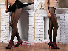 Sexy hot Women Oil Shiny Glossy Stocking pantyhose Tights With Black Color *New*
