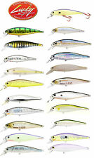 "LUCKY CRAFT POINTER 100 SUSPENDING JERKBAIT 4"" choose colors"