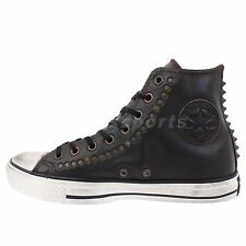 Converse Chuck Taylor Studded HI Mole Leather Casual Shoes 140010C