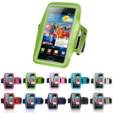 Running Sports Gym Armband Arm Band Case Pouch for Samsung Galaxy S2 SII i9100