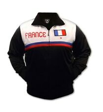 France Premier Mens Soccer Track Jacket First Quality French Ligue Football