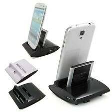 OTG Sync Battery Charger Cradle Dock Station Stand For Samsung Galaxy S3 S4
