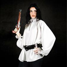 Mary Read Pirate Shirt. Perfect For Re-enactment Costume Stage & LARP