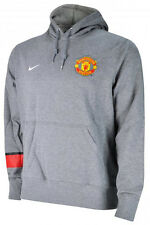 MANCHESTER UNITED MAN UTD NIKE BOYS HOODIE HOODED SWEAT SHIRT SIZE SB MB LB XLB