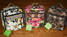 NWT Vera Bradley LUNCH BREAK bag tote cooler case box bunch cooler