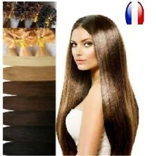 50 100 150 EXTENSIONS A FROID EASY LOOPS 100% CHEVEUX NATURELS REMY HAIR 60CM 1G
