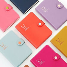 2014 Kawaii Monopoly Daily Planner Synthetic Leather Flap Cover Smiley Ver.5