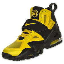 NIKE Men's Air Max Express Training Shoes-Yellow/Black-$155.00