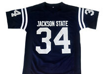 WALTER PAYTON #34 JACKSON STATE FOOTBALL JERSEY NEW NAVY BLUE - ANY SIZE