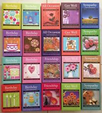 Boxed Greeting Cards - All Occasion, Birthday, Get Well, Sympathy, Friend, Blank