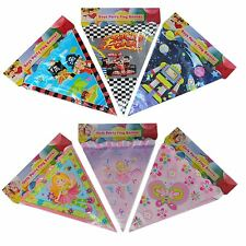 STYLISH PARTY FLAG BANNERS HAPPY BIRTHDAY DECORATIONS OCCASIONAL BOYS GIRLS