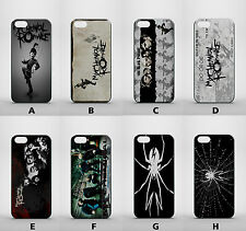 MY CHEMICAL ROMANCE AMERICAN BAND IPHONE 5 5s 5c 6 6 plus  NEW HARD CASE COVER