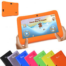 7'' Dual Core Android 4.3 Tablet PC 2 Camera Wifi HDMI + Bundle Case for Kids