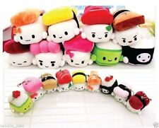 Worldwide Free Shipping - NEW JAPAN SUSHI TOY PLUSH Cute DOLL GIFT Plug Dust Cap