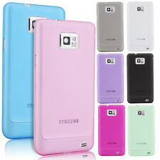 0.3MM ULTRA THIN SLIM COVER CASE FOR SAMSUNG GALAXY S2 II I9100 FREE SCREEN FILM
