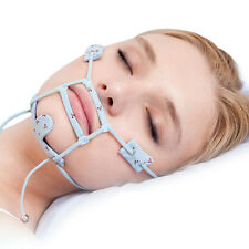 [Korea]CPAP Chin Strap Use With Any CPAP Mask Sleeping Adjustable Mouth Closed
