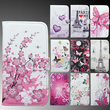 New Flower Leather Flip Wallet Purse Case Cover For Samsung Galaxy S3 SIII i9300