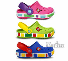 Crocs Kids Crocband Lego Limited Edition - New Genuine Crocs