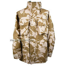 British Army Desert Camo Gortex Jacket in New Condition