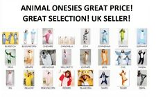 (M) Animal Unisex Onesie Kigurumi Fancy Dress Costume Hoodies Pyjamas (MEDIUM)