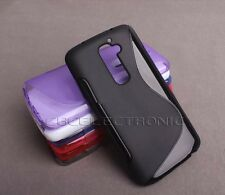 New skidproof Gel Skin Case cover For LG G2 D800 D801 D802 D803 LS980