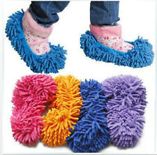 1PC Multifunction Mop Shoe Cover Dusting Floor Cleaner Cleaning Lazy Slippers