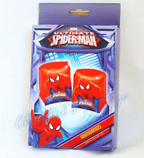 NEW OFFICIAL SPIDERMAN BOYS ARMBAND 3 YEARS OLD SUMMER GIFT SWIMMING POOL BEACH