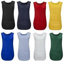 TABARD TABBARD APRON APRONS,CLEANER,WAITRESS BAR STAFF COVERALL OVERALL