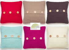 Chunky Knit Knitted Soft Cushion Covers By Catherine Lansfield