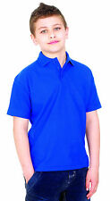 Children's Unisex Polo Shirts INCLUDING FREE EMBROIDERED LOGO