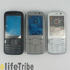 New Full Housing Cover Case with Keypad for Nokia N79