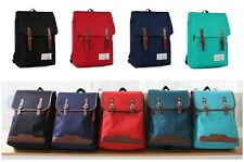 Korean Fashion Backpack UNISEX Casual bag Bookbag Mans Dandy Style Made in Korea