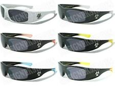 BIOHAZARD BIKER WRAP CELEBRITY DESIGNER MENS LADIES WOMEN BOYS SUNGLASSES BZ27