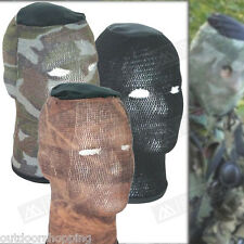 SPANDO-FLAGE COMMANDO LIGHTWEIGHT HEADNET - USA Made, Cut To Fit, Breathable