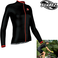 Suarez Womens Performance Cycling Jersey - 3M Scotchlite, Air Dry, Full YKK Zip