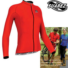 Suarez Womens Performance Cycling Jersey - 100% Professional Colombian Apparel